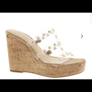 Jessica Simpson sourie 2 wedge
